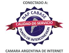 Certificado de Nap Cabase